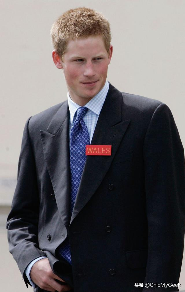 年轻的威廉和哈里王子帅炸!撞脸罗伯特·帕丁森和贾斯汀·比伯