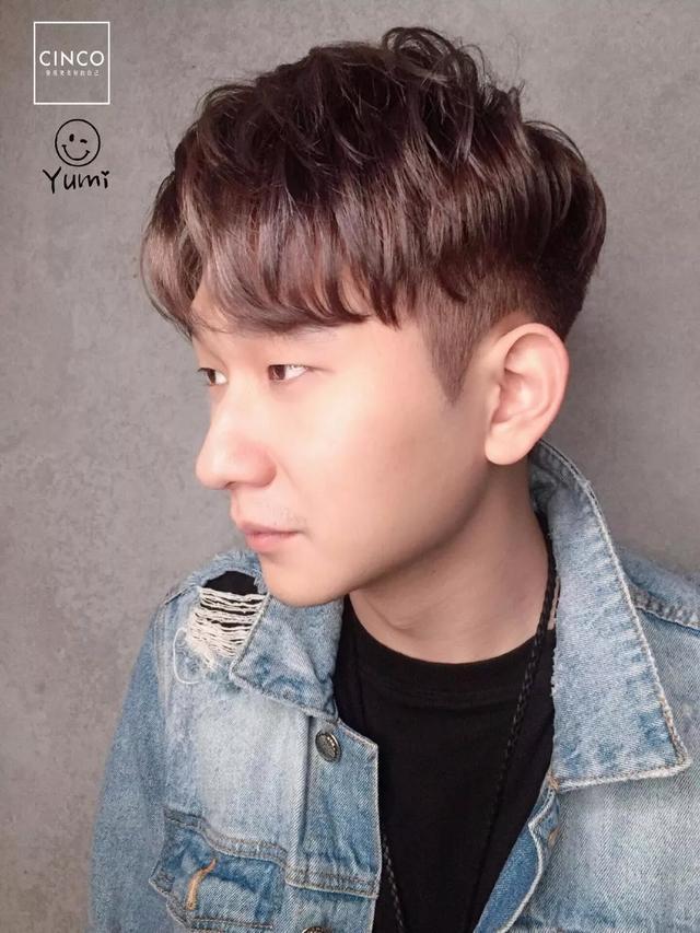 整理了今年韩国欧巴大势发型,日韩男神短发发型